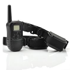 AGPtek Wireless LCD digital Smart Electric Shock Remote Control Training Collar Pet System for 2 Dogs ** Learn more by visiting the image link. (This is an affiliate link and I receive a commission for the sales) #Pets