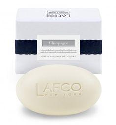 Lafco Champagne Bath Soap by LAFCO, http://www.amazon.com/dp/B0097F2I6S/ref=cm_sw_r_pi_dp_zbIrrb140J4X0