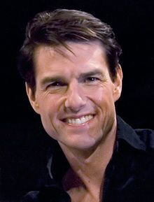 Tom Cruise (Thomas Cruise Mapother IV)- from Louisville -  Credits:Top Gun, Jerry Maguire, Days of Thunder, Mission Impossible, etc