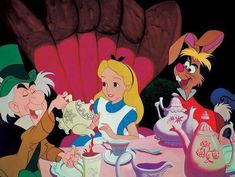 Meet your Posher, Claudia Lewis Carroll, Disney Films, Disney Characters, Fictional Characters, Instagram Challenge, Decorative Mouldings, Lady And The Tramp, Comic Games, Fairy Tales