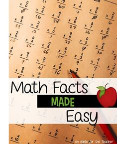 Help your students master their basic math facts. They will BEG to practice multiplication, addition, subtraction, and division with this fun math fact fluency program!  Perfect for: First Grade Math Second Grade Math Third Grade Math  Fourth Grade Math Fifth Grade Math Sixth Grade Math