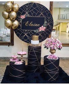 Pin on Fancy Birthday Themes 40th Birthday Decorations, 40th Birthday Parties, Diy Birthday, Balloon Decorations, Birthday Party Decorations, Party Themes, Wedding Decorations, 25th Birthday, Baby Shower Balloons