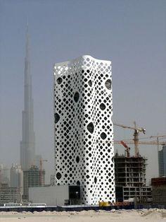 Q-14 Tower, Dubai