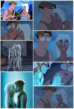 princess kida and milo - Yahoo Image Search Results Disney Pixar, Kida Disney, Princesa Disney, Disney And Dreamworks, Disney Animation, Disney Art, Walt Disney, Disney Couples, Disney Love