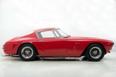 1963 Ferrari 250gt SWB Berlinetta