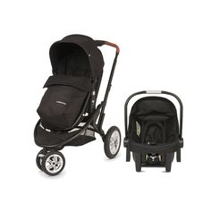 Jané Trider & Matrix Light 2 Pushchair Travel System + Accessories - Klein - prams & pushchairs - Mothercare