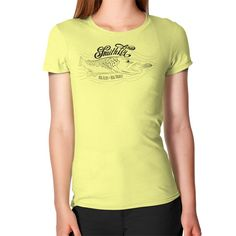 Big Flies = Big Troots Ladies Shirt