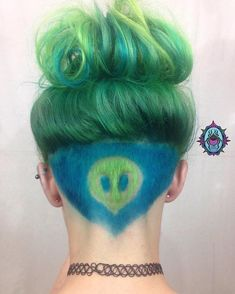 hire style alien