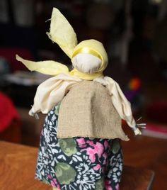 Wishkeeper - magic doll from Byelarus, Handmade, Fulfilling wishes