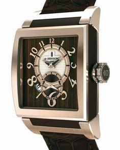 I have always worn mens watches-de Grisogono Instrumento N° Uno XL