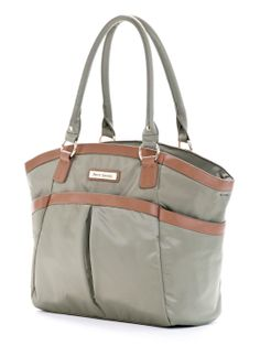 0aa9998fce78 Harper Diaper Bag by Perry Mackin at Gilt Bottle Warmer