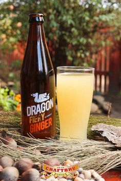 Dragon Fiery Ginger from Dragon Brewing Company. A sweet way to quench a thirst. ABV available in Cape Town and surrounds. South African Recipes, Beer Tasting, Ginger Beer, Brewing Company, Cape Town, Craft Beer, Brewery, Beer Bottle, Alcohol