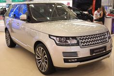 2013 Land Rover Range Rover (My dream car...someday it won't be a dream!)