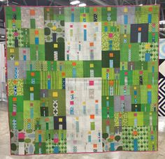 Best of Show at Quilt Con 2015.  Kathy York