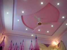 POP ceiling Design for Kids Room Decoration. Read more: http://www.gharexpert.com/Image_Strip/Single_full_Image_for_all_new.aspx?ImageId=27421