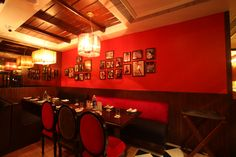 Dine in antique style - Chor Bizarre – India's Restaurant captures the spirit of the 'Chor bazaar' or 'thieves market' in the heart of Lavasa.
