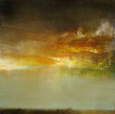 """Saatchi Art Artist Maurice Sapiro; Painting, """"Dusk"""" #art"""