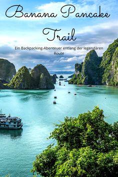 Viele von euch reisen Jahr für Jahr als Backpacker um die Welt. Besonders die Länder Südostasiens sind bei Rucksack-Touristen extrem beliebt. Die einschlägigen Backpackerrouten und Ziele sind unter dem Namen Banana Pancake Trail zusammengefasst. Wenn ihr auch schon mal Thailand, Indonesien, Kambodscha oder Vietnam bereist habt, seid ihr bestimmt auch auf dem bekannten Trail unterwegs gewesen – vielleicht sogar ohne, dass es euch wirklich bewusst war.