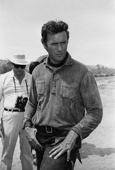 Clint Eastwood circa 1960s