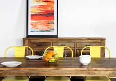 Our customers just love our Old Door Dining Table - made from recycled indian doors. Are you a fan?