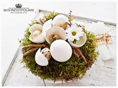 easter egg deco ✪ picture by WOHNPOTPOURRI