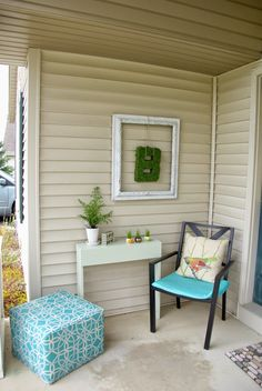 Our house, now a home: Revamping the front porch