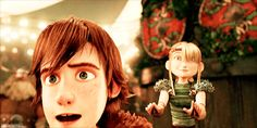 Why do I keep seeing stuff like this if you saw HTTYD 2 you would understand. YOU'RE HEART WILL BREEEEEAAAAAK