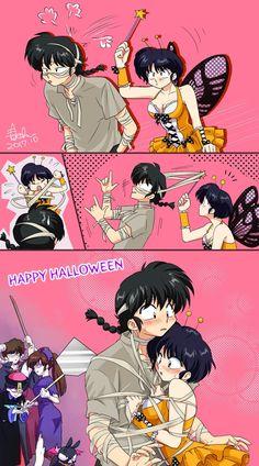 Ranma 1/2 | Halloween