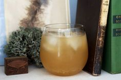 Drink Recipe: Ginger Switchel | The Kitchn