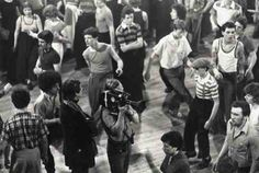 Filming Northern Soul dancers