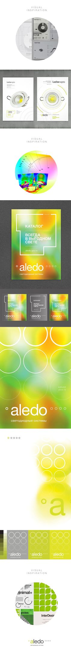 aledo cover | design process on Behance