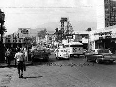 calle Zaragoza y 5 de mayo 1971