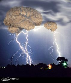 Brain Storm: Visual Puns 3 - Worth1000 Contests
