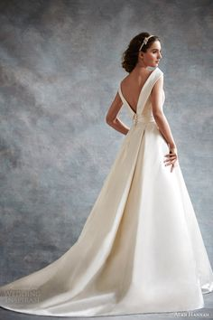 alan hannah wedding dresses 2014 evita gown bettie jeweled headband