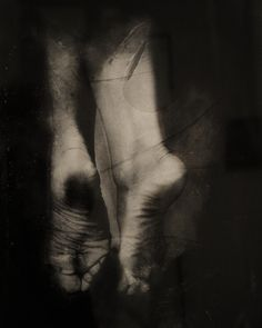 Michelle Rogers Pritzl: Those Whose Hands and Hearts are Pure Fresh Off The Boat, Kuniyoshi, A Moment In Time, Monochrome Photography, Illusions, Photo Art, Pure Products, Black And White, Portrait