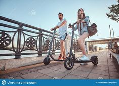 Young Couples, Model Release, Summer Days, Sunnies, Baby Strollers, Photo Editing, Royalty Free Stock Photos, Vespa Scooters, Bridges