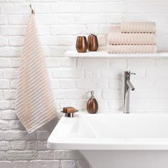 Urbanite Rib Towel in Stone