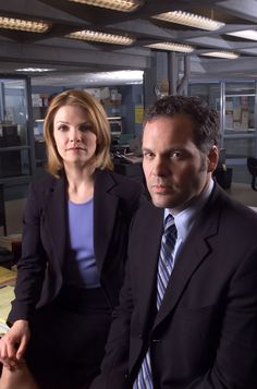 Eames & Goren - Law & Order: Criminal Intent (2001-2011)