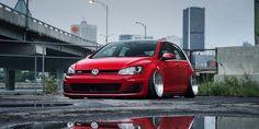 VW Golf mk7 rotiform