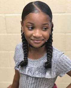 Little Girls Natural Hairstyles, Kids Curly Hairstyles, Baby Girl Hairstyles, Cute Simple Hairstyles, Halloween Hairstyles, Black Children Hairstyles, Hairstyle For Kids, Hairstyle Ideas, Black Little Girl Hairstyles
