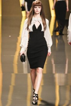 Elie Saab, Fall 2012, Paris Fashion Week