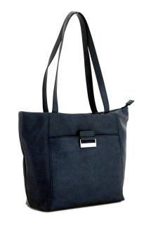 Gerry Weber Be Different Shopper LHZ dunkelblau strukturiert - Bags & more