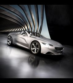 Peugeot SR1 – Concept by LOiSEL Fred