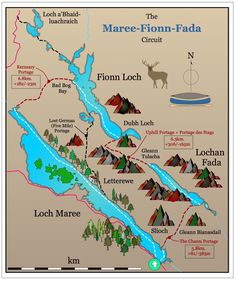 The Far Country: a Loch Maree - Fionn Loch - Lochan Fada circuit