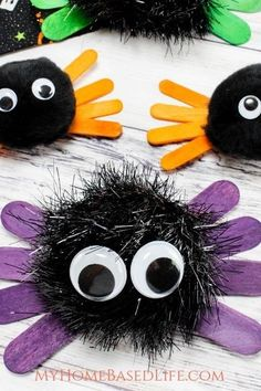 The Best Halloween Crafts for Toddlers to Make This Fall