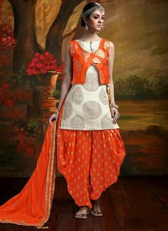 Shop online salwar kameez from the latest collection of branded and designer salwar kameez. Free shipping. Buy this desirable weaving work readymade suit.