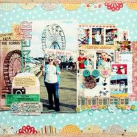 A Project by Fevvers from our Scrapbooking Gallery originally submitted 07/04/11 at 10:15 AM