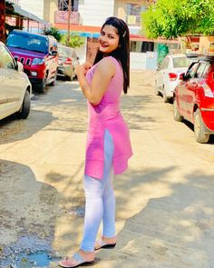 Beautiful Girl In India, Beautiful Suit, Gorgeous Women, Girls Dp Stylish, Sexy Hot Girls, Backless Long Dress, Girls In Leggings, Tight Leggings, Spring Fashion Outfits