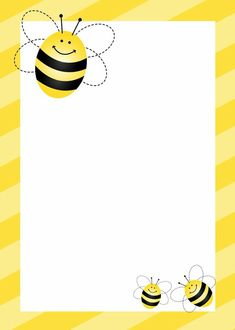 The marvelous Certificate Clipart Spelling Bee, Certificate Spelling Bee Inside Spelling Bee Award Certificate Template pics below, is part of … Bee Certificate, Bee Template, Writing Template, Bumble Bee Invitations, Birthday Invitations, Card Birthday, Happy Birthday, Printable Border, Printable Frames