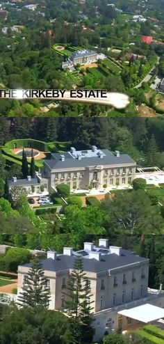 Luxury Mansions⭐️The Kirkeby Estate